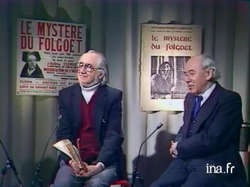 Ronan et Henri Caouissin |