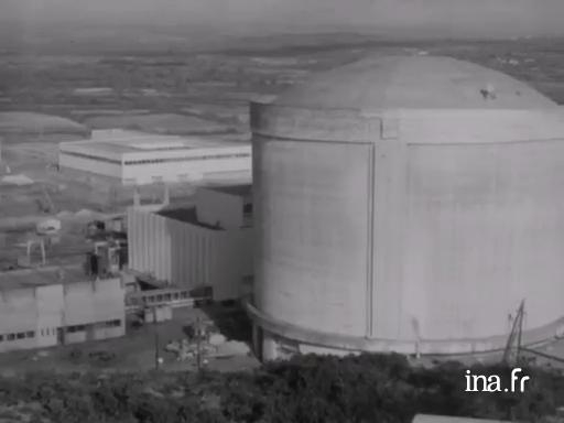 La centrale nucléaire de Brennilis |