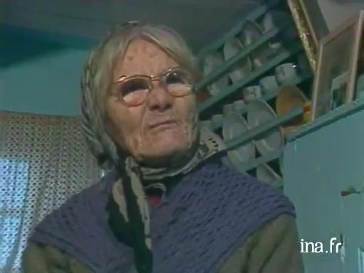 Madeleine Pennec, la ouessantine |