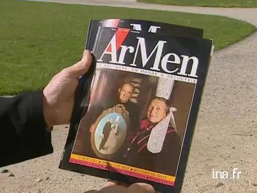 La revue Ar Men  