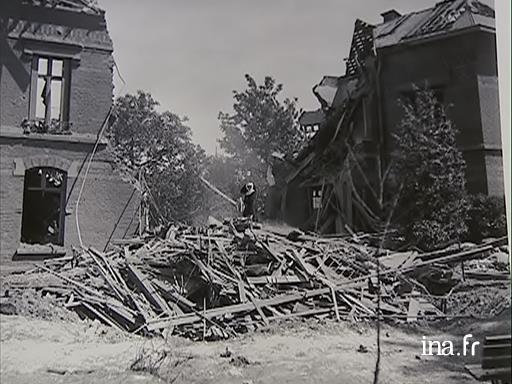Picardie Les 60 Ans Des Bombardements D Amiens