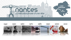 Nantes, La métamorphose d'une ville