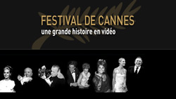 interactive frescoe of Cannes festival