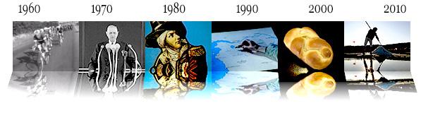 Fresque chronologique
