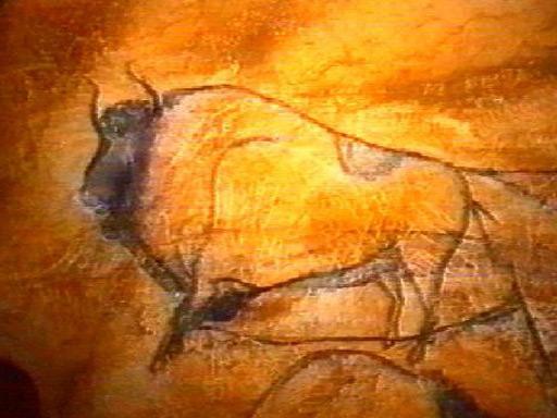Lumi res sur rh ne alpes d couverte d 39 une grotte avec des peintures rupestres vallon pont d 39 arc - Coloriage grotte ...
