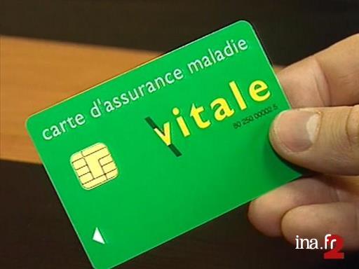 Securite Sociale La Carte Vitale Nouvelle Carte D Assure Social